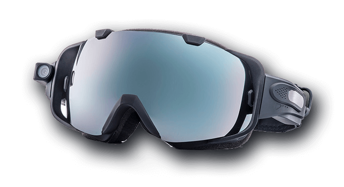 Video recording goggles - cyclops gear