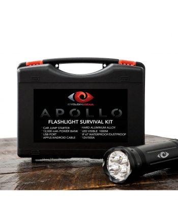 Apollo Flashlight Survival Kit - Cyclops Gear
